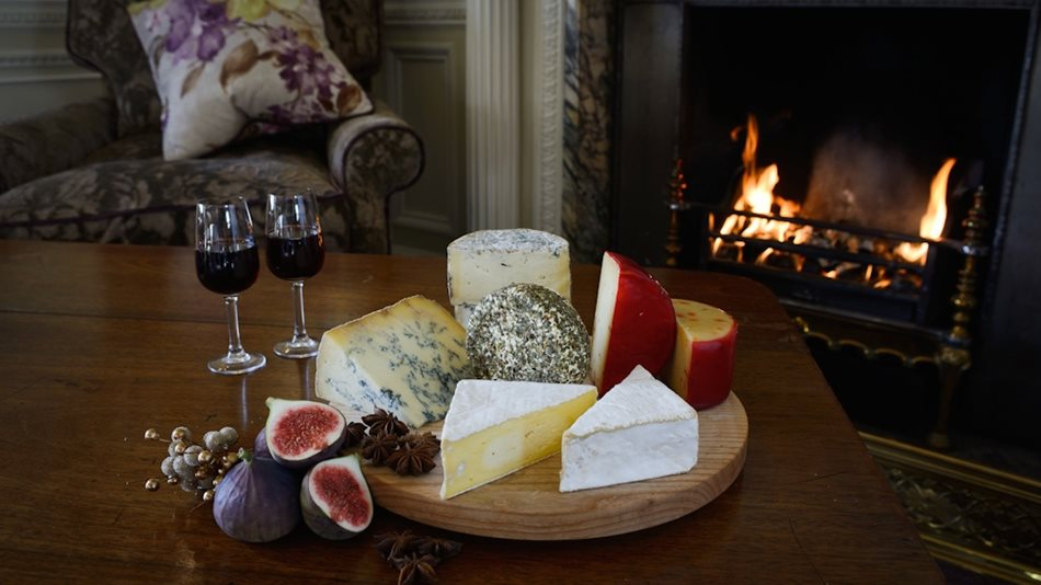 get serious about your cheese this Christmas!