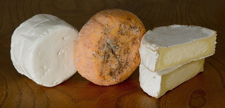 3 perfect summer cheeses