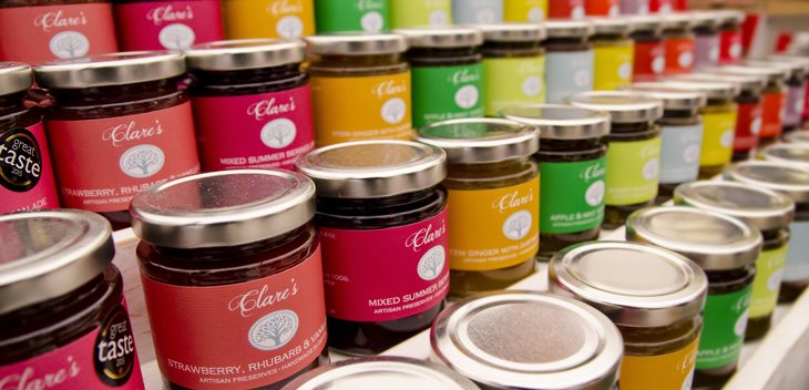 click to learn more about Clare's Preserves