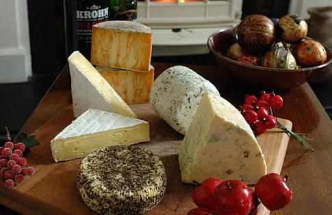 Our Prediction: Cheese for Christmas