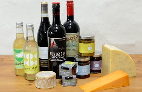 new cheese, new wine and more ...