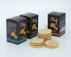 Stag's Water Biscuits