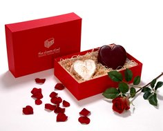 win a Valentine's Day cheese box!