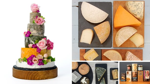 All About Wedding Cheese