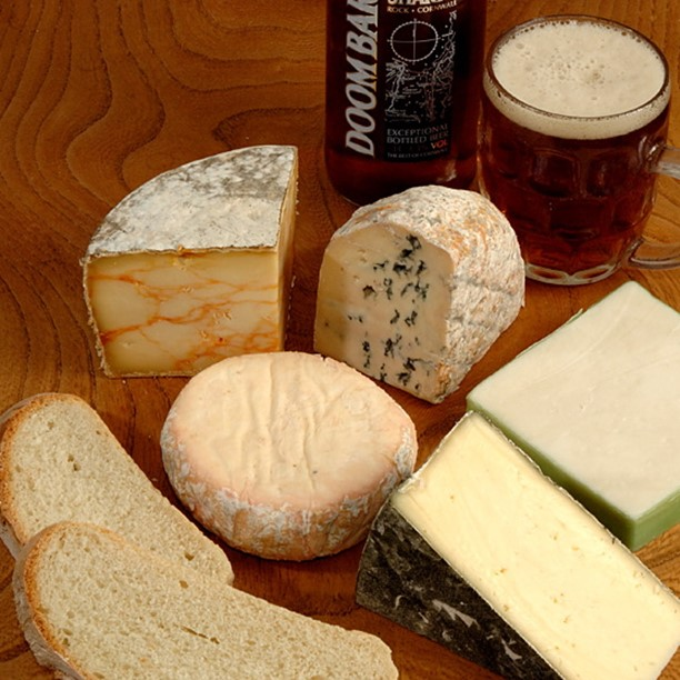 Cornish Cheese Selection Cheese Gift Box The Cheese Shed