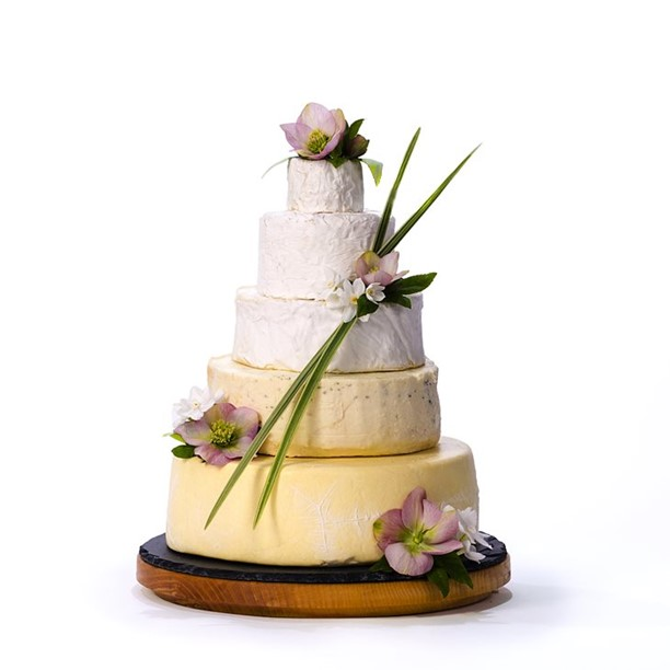 create your own cheese wedding cake smalldon the cheese shed 13074