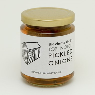 The Cheese Shed's Top Notch Pickled Onions