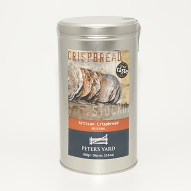 Peter's Yard Crispbread (tin)