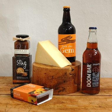 The Beer & Cheddar Box