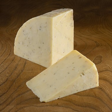 Quicke's Elderflower Cheddar