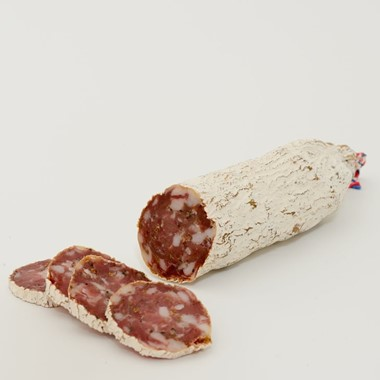 Forest Pig Truffle Salami