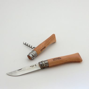Opinel Corkscrew Knife