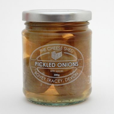 The Cheese Shed's Pickled Onions