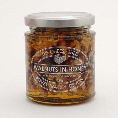 The Cheese Shed's Walnuts In Honey