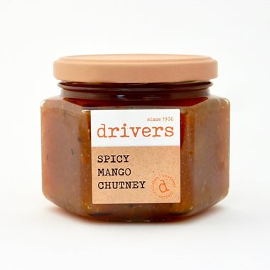 Drivers Spicy Mango Chutney