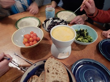 The Fondue Revival Starts Here