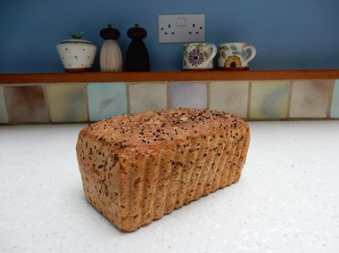 My Favourite Bread: The Grant Loaf