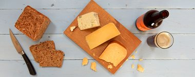 Power Trio: Three Beautiful Strong Cheeses