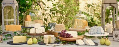 The Cheese Shed's Guide to Cheeseboards