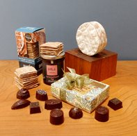 The Cheese & Chocolate Box