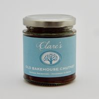 Clare's Preserves Old Bakehouse Chutney