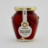 Pelagonia Whole Cherry Peppers